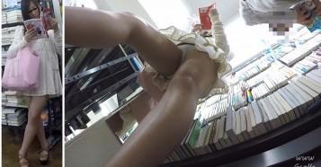 【Gcolleレビュー】わらわらさん [フルHD]靴カメ君が行くPart257[美少女生P、前から手撮りあり編]